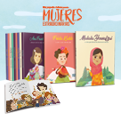 Mujeres extraordinarias covers