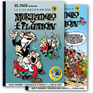 Mortadelo y Filemón covers