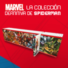 Spiderman, la colección definitiva covers